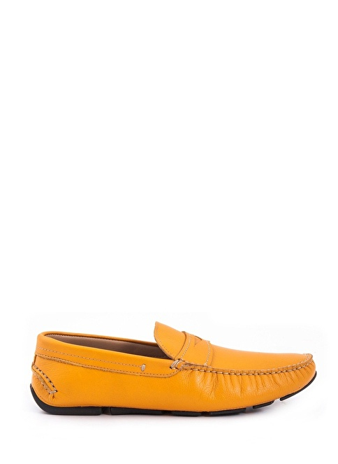 Kemal Tanca Ayakkabı Sarı